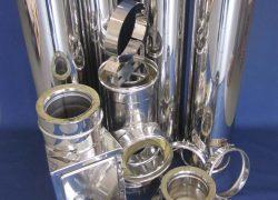 MODUX iso Elementeabgasanlagen