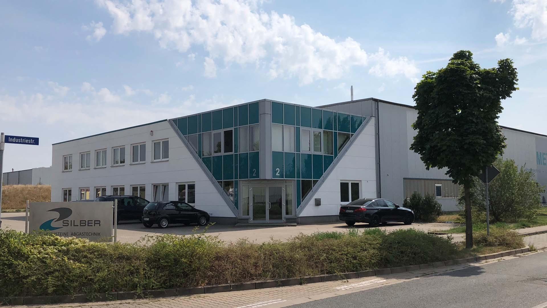 Unternehmensgebäude SILBER GmbH